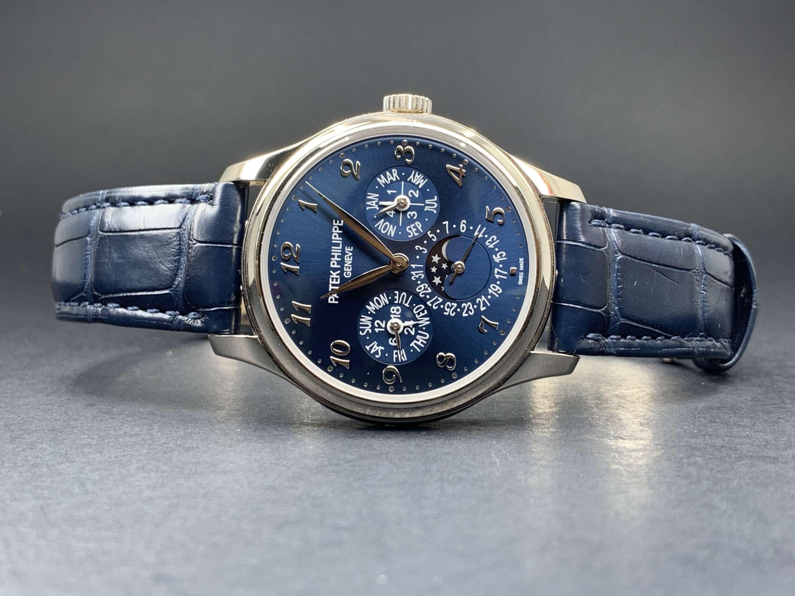 Patek Philippe Grand Complications Perpetual Calendar Ultra Thin - 5327G |  Luxury brand watches for sale, Monaco, Zurich, Dubai, Hong Kong